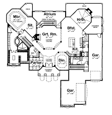 1 5 story mediterranean house plan collamore