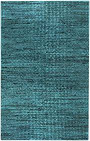Teal Living Room Rug by Teal Shag At Rug Studio