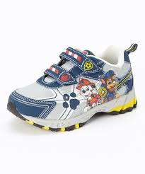 paw patrol light up sneakers paw patrol light up sneaker zulily
