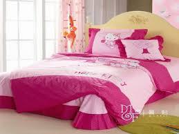 bedroom hello kitty bedroom set new hello kitty bed sheet set