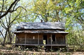 long abandoned granny henderson u0027s cabin still tells a story