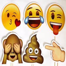 emoji mask emoji mask photo booth props party decorations photobooth kits