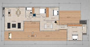 pre fab home plans jetson green contemporary prefab home for a writer
