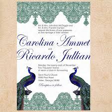 wedding invitations canada peacock invitation cards peacock wedding invitations canada