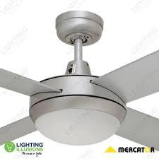 Ceiling Fan Light White Grange 52 1300mm Ceiling Fan With 2 X Bc Light Lighting