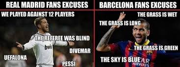 Barca Memes - soccer memes on twitter madrid and barca fanboy excuses http t