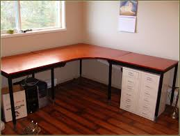 furniture office office desk with filing cabinet built in office