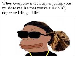 Depressed Frog Meme - future be like meme by winner0010 memedroid