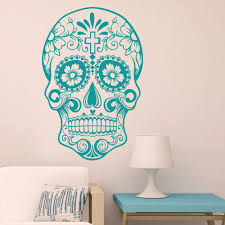 dia de los muertos home decor decoration murale picture more detailed picture about mexican