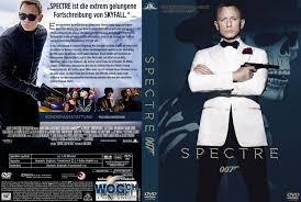 spectre dvd cover 2015 r2 german