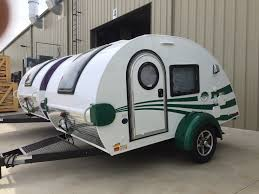Retro Teardrop Camper The Tiny House Hotel In Portland Or