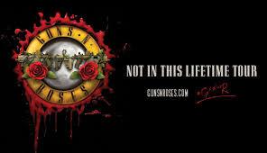 Guns And Roses - guns n roses houston toyota center