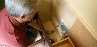 Bathroom Vanity Installation How To Install A Bathroom Vanity Today S Homeowner