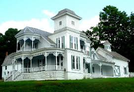 victorian mansion barrakam