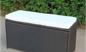 Outdoor Bench With Storage Garden Bench Storage Seat Modern Home Design Furnitures 64225929