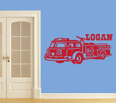 Best Fireman Bedroom Images On Pinterest Fireman Room Fire - Firefighter kids room
