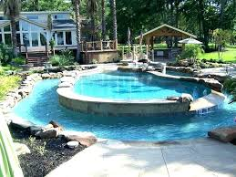 Backyard Pool Ideas Pictures Swimming Pool Ideas Small Backyards Amazing Backyard Pools