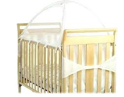 Crib Tent For Convertible Cribs Image Of Baby Crib With Attached Changing Table Pad Cover