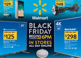 walmart black friday 2017 ad deals how are they