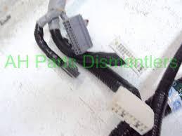 gunn lexus san antonio 2008 acura rl rh floor harness 32140 sja a01 ahparts com used