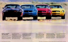 chevrolet camaro history 1980 camaro specs colors facts history and performance