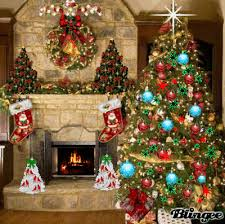 animated christmas fireplace christmas fireplace picture