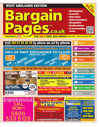 bargain pages west midlands 19th dec 2014 by loot issuu