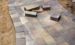 Cost Of Brick Patio Pavers Cost Full Size Of Patio U0026 Flagstone Pavers For Walkways