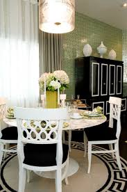 Black And White Dining Room Chairs 193 Best Dining Room Images On Pinterest Home Kitchen And Live