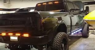 strobe light installation truck automo lighting led warning light bars off road lights led