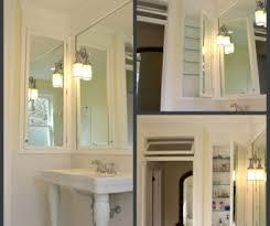 Medicine Cabinet With Electrical Outlet Diy Bath Remodel U003d Diy Medicine Cabinet