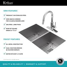 100 kitchen sink faucet combo how to install a single kitchen sink faucet combo stainless steel kitchen sink combination kraususa com