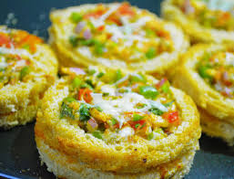indian canapes ideas mini bread pizza recipe by archana s kitchen