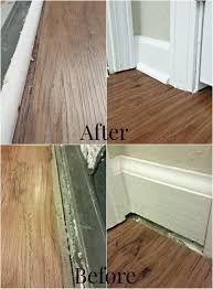 Step Edging For Laminate Flooring Installing Laminate Flooring Part 2 The Finishing Touches My