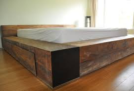 Unfinished Furniture Winnipeg by Furniture Best Wood Bed Frames Rustic Amazing Rustic Wood