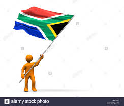 What Colour Is The South African Flag South African Flag Colours Stock Photos U0026 South African Flag