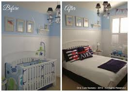 Transitioning Toddler From Crib To Bed One Nursery Transitioning From Nursery To Toddler Room