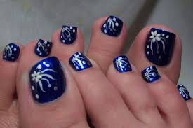 ideas for painting toenails glamour nail salon