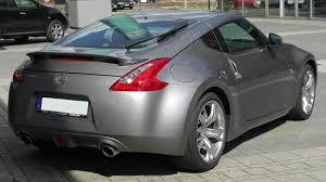 nissan 370z used 2010 file nissan 370z rear 20100402 jpg wikimedia commons