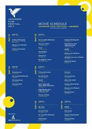 cgv pay jadwal tayang japanese film festival 2017 harga tiket rp 20 000 per