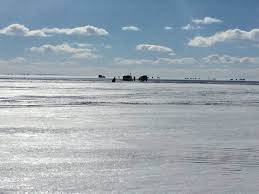 Lake Winnebago Map Firefighters Rescue Man After Truck Breaks Through Lake Winnebago Ice