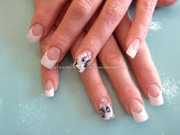 nail design on ring finger beautify themselves with sweet nails