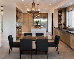Kitchen Open To Dining Room Awesome Kitchen Dining Room Gallery Liltigertoo