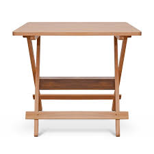 Small Folding Wooden Table Coffee Table Folding End Table Wood Folding Wood Coffee Table