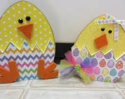 Easter Decorations New Zealand wood easter egg etsy