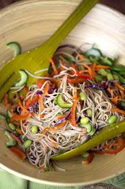 recipes for cold noodle salads food salad tech