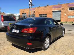 lexus used car sydney 2007 lexus is250 japanese used cars importers and dealers in