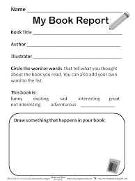 fiction book report template a for and against essay about the learnenglish
