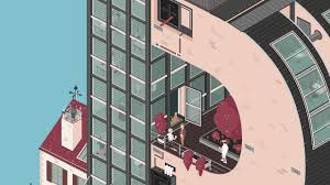 more super detailed gifs of imaginary buildings please curbed