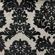 Curtain Fabric Shops Melbourne Florence Palace Damask Pattern Burnout Velvet Upholstery Fabric Bty